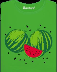 Melouny zelené dámské BIO tričko