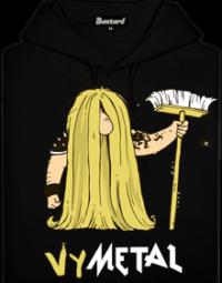 Metalista pánská mikina