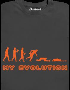 My evolution pánské tričko