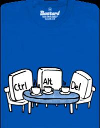 Nerozluční kamarádi pánské tričko