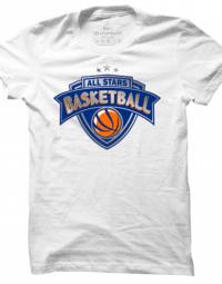 Pánské tričko All Stars Basketball