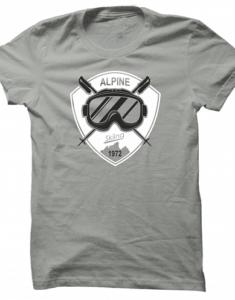 Pánské tričko Alpine1972