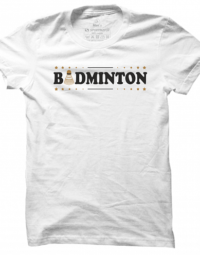 Pánské tričko Badminton Label