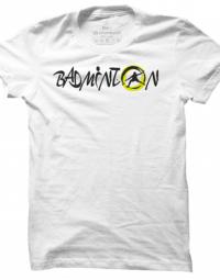 Pánské tričko Badminton Tag