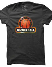 Pánské tričko Basketball Badge