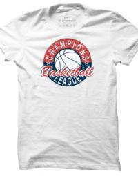 Pánské tričko Basketball Champions League