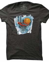 Pánské tričko Basketball Graffiti