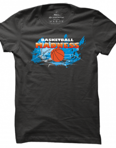 Pánské tričko Basketball Madness