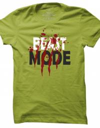 Pánské tričko Beast Mode Rough