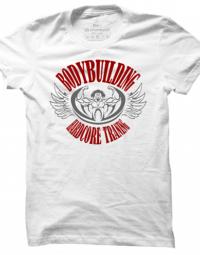 Pánské tričko Body Building - Hardcore