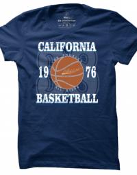 Pánské tričko California Basketball