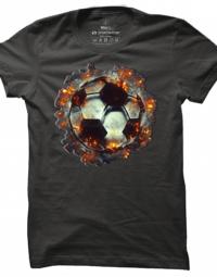 Pánské tričko Fire Ball