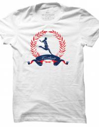 Pánské tričko Football Badge