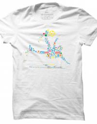 Pánské tričko Football Pictogram