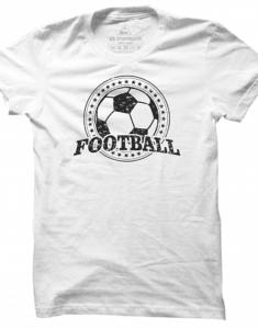 Pánské tričko Football Stamp