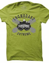 Pánské tričko Freeride Extreme