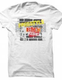 Pánské tričko Freestyle BMX Rider