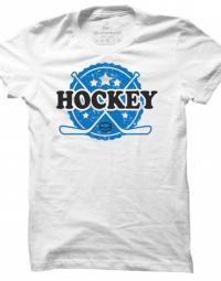Pánské tričko Hockey Badge
