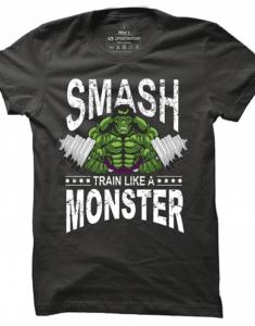 Pánské tričko Hulk Smash
