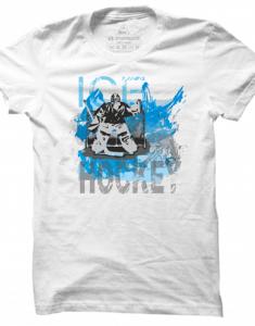 Pánské tričko Ice Hockey Goalkeeper