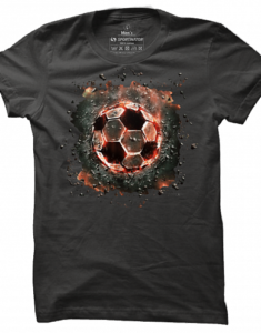 Pánské tričko Lava Ball