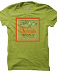 Pánské tričko Legendary Tennis Champion
