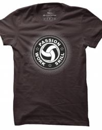 Pánské tričko Passion-Work-Skill