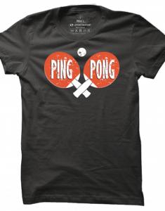 Pánské tričko Ping Pong Cross