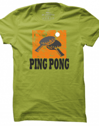 Pánské tričko Ping Pong Sign