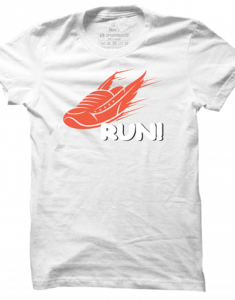 Pánské tričko Run!