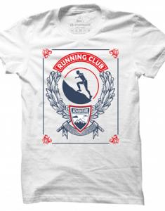 Pánské tričko Running Club Adventure