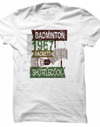 Pánské tričko Shuttlecock1967