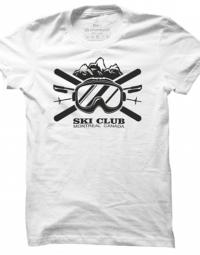 Pánské tričko Ski Club