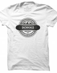 Pánské tričko Snowkings