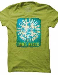 Pánské tričko Surf Club 1976