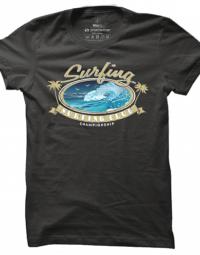 Pánské tričko Surfing Club Championship