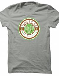 Pánské tričko Tennis Club Spirit