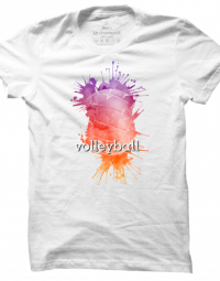 Pánské tričko Volleyball Imprint