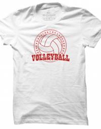 Pánské tričko Volleyball Stamp