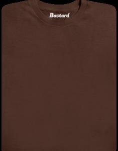 Pánské tričko hnědé
