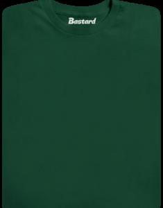 Pánské tričko tm. zelené