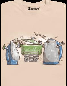 Paříme pánské tričko