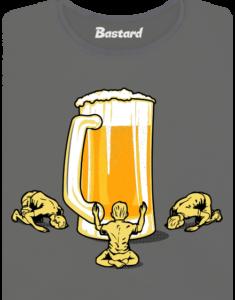Piviště dámské tričko