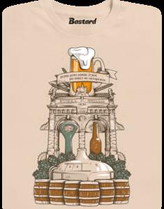 Pivní oltář pánské tričko