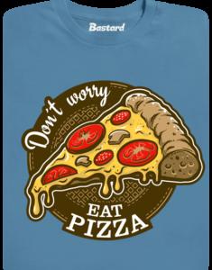 Pizza pánské tričko