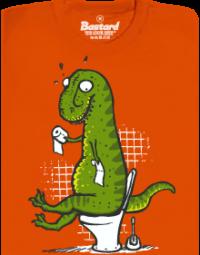 Rexíkův problém dětské tričko