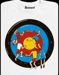 Rychlé šípy pánské tričko