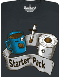 Starter Pack pánské tričko