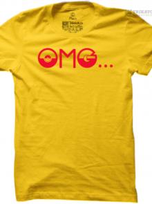 Tričko OMG