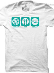Tričko Sbírat